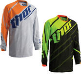 Thor Phase Vented 2016 Youth Doppler Motocross Jersey