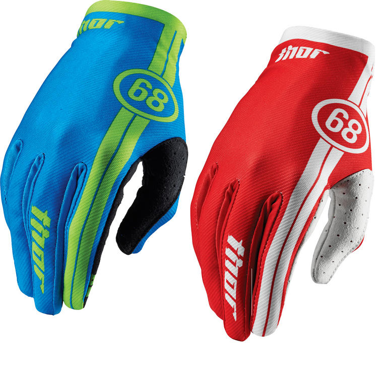 Thor Void 2016 Youth Course Motocross Gloves