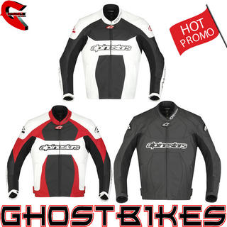 Alpinestars GP Plus Leather Motorcycle Jacket