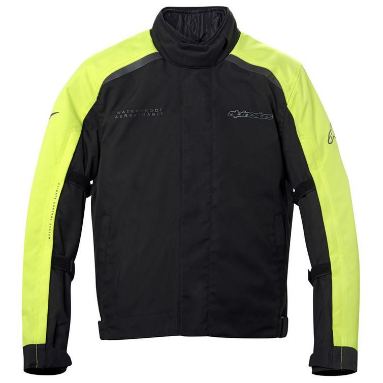 alpinestars mont blanc textile motorcycle jacket. Black Bedroom Furniture Sets. Home Design Ideas