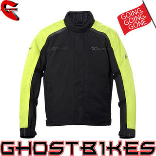 Alpinestars Mont Blanc Textile Motorcycle Jacket