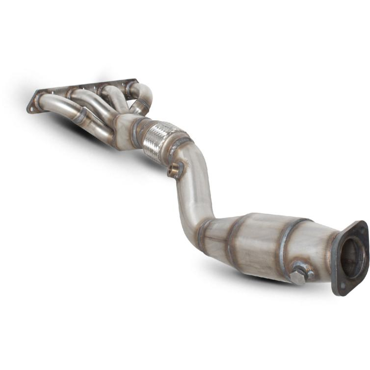 Scorpion Exhaust Sports Catalyst - Mini Cooper S R53 Cabriolet 02-06