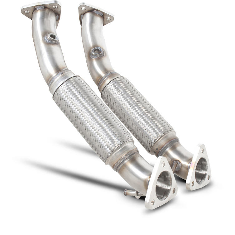 Scorpion Exhaust Cat Replacement - Volkswagen Golf MK5 R32 05-08