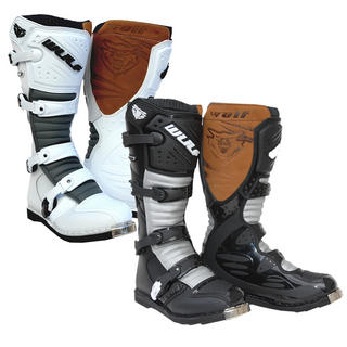 View Item Wulf Superboot LA Libre X1 Motocross Boots