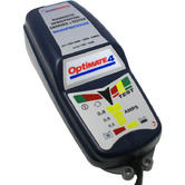 View Item TecMate Optimate 4 Battery Charger