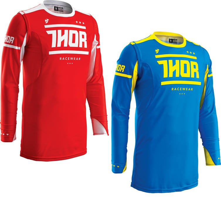 Thor Prime-Fit 2016 League Motocross Jersey