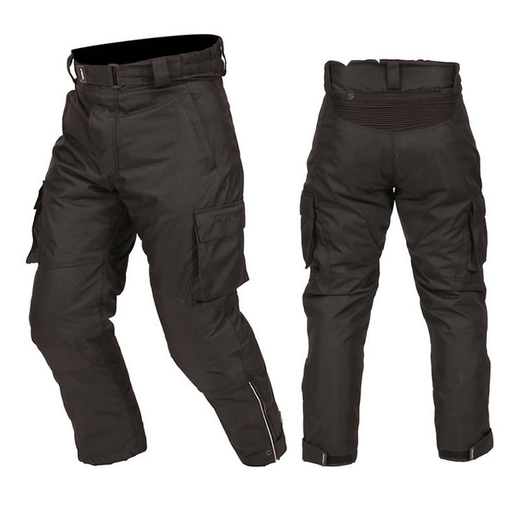 Buffalo Pacific Short Leg Motorcycle Trousers