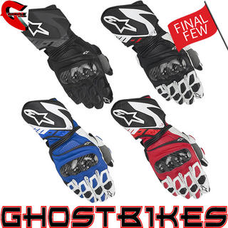 View Item Alpinestars SP-1 Motorcycle Gloves