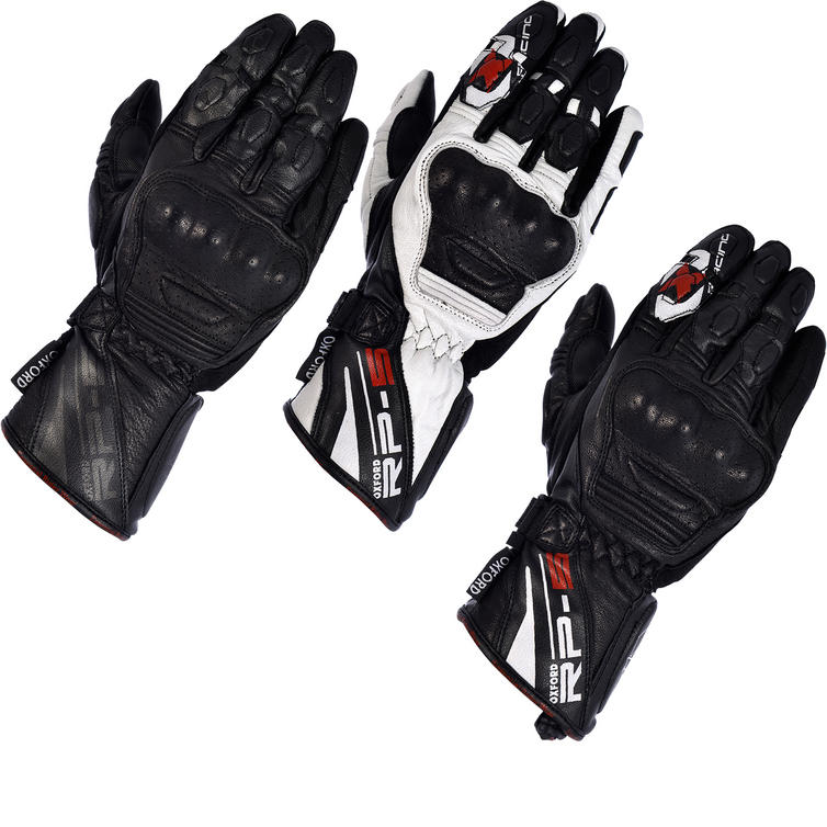 Oxford RP-5 Leather Motorcycle Gloves