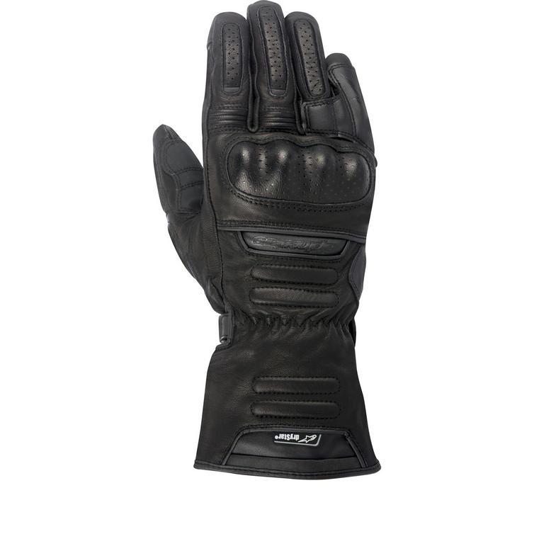Alpinestars M56 DryStar Leather Motorcycle Gloves