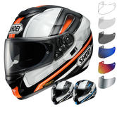 Shoei GT-Air Dauntless Motorcycle Helmet & Visor