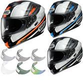 Shoei GT-Air Dauntless Motorcycle Helmet & Visor