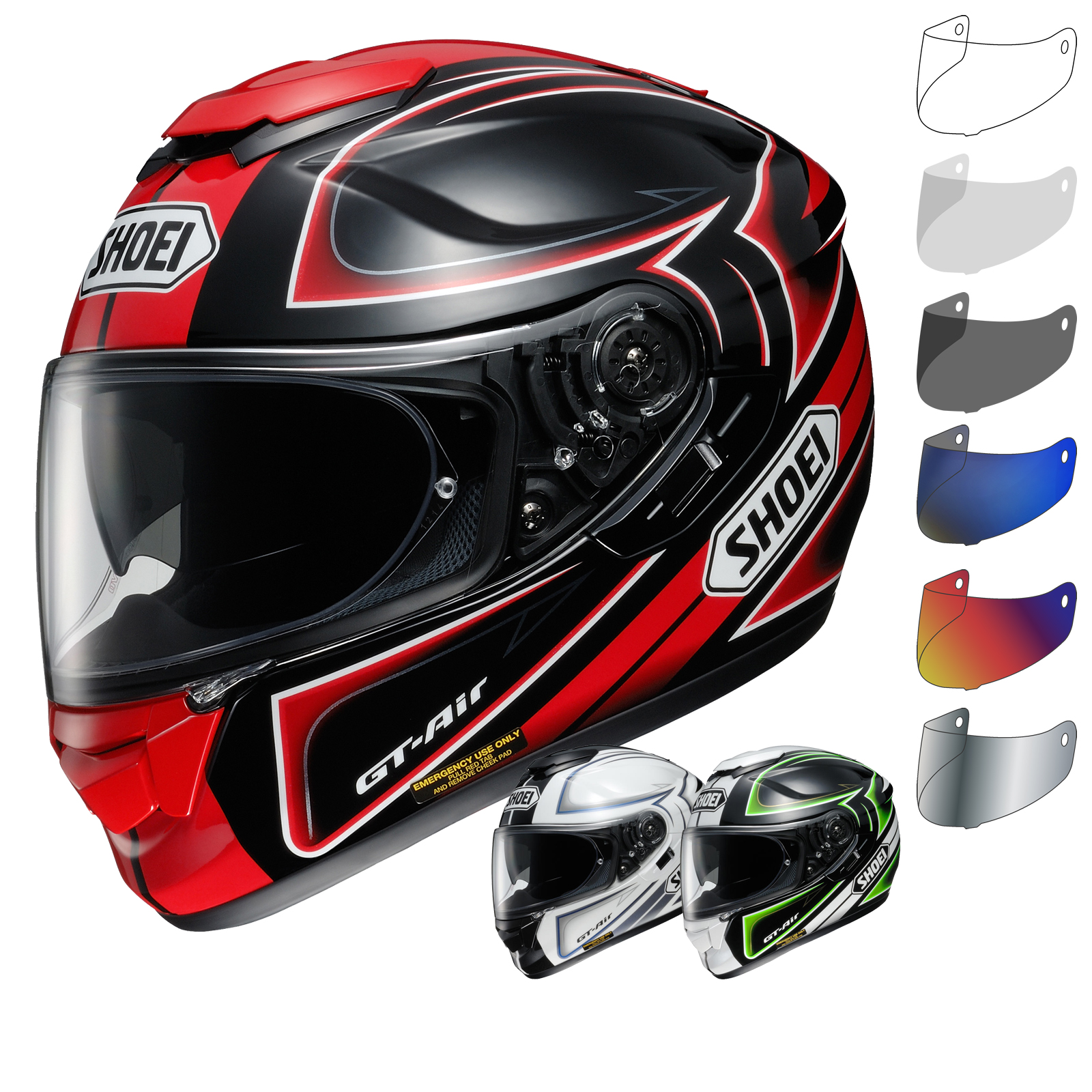 shoei gt air expanse motorcycle helmet visor gt air helmets. Black Bedroom Furniture Sets. Home Design Ideas