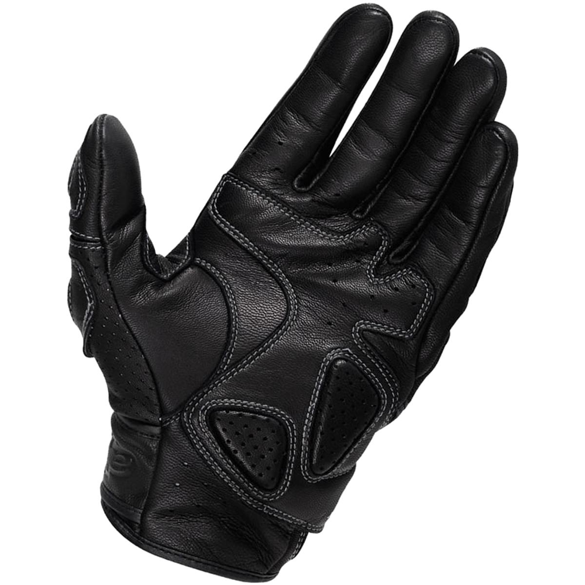 Motorcycle gloves cruiser -  Alpinestars Sps Short Summer Leather Sports Cruiser Motorbike Motorcycle Gloves Preview 3
