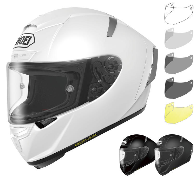 Shoei X-Spirit 3 Motorcycle Helmet & Visor