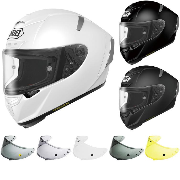 Shoei X-Spirit 3 Motorcycle Helmet & FREE Visor