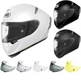 Shoei X-Spirit 3 Motorcycle Helmet & Visor