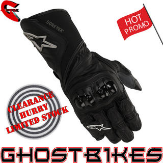 Alpinestars 365 GTX Gore-Tex Motorcycle Gloves