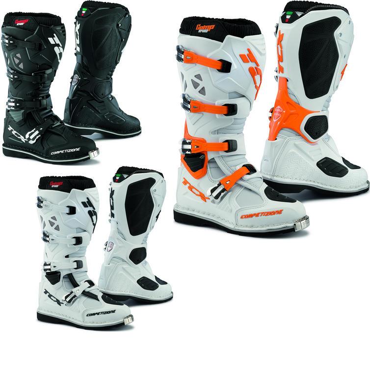TCX Comp EVO Motocross Boots