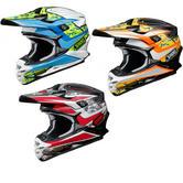 Shoei VFX-W Turmoil Motocross Helmet