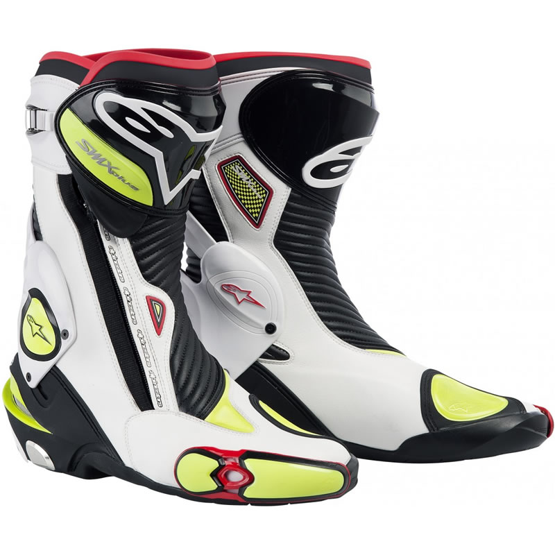 alpinestars smx s mx plus 2011 2012 motorcycle racing motorbike sports boots ebay. Black Bedroom Furniture Sets. Home Design Ideas