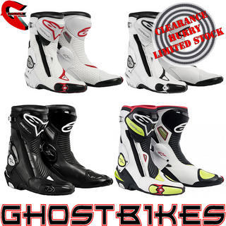 Alpinestars 2012 SMX Plus Motorcycle Boots