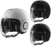 Shark Micro Blank Open Face Motorcycle Helmet