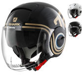 Shark Nano 72 Open Face Motorcycle Helmet