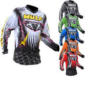 Wulf Arena Adult Motocross Jersey