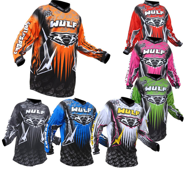 Wulf Arena Cub Motocross Jersey