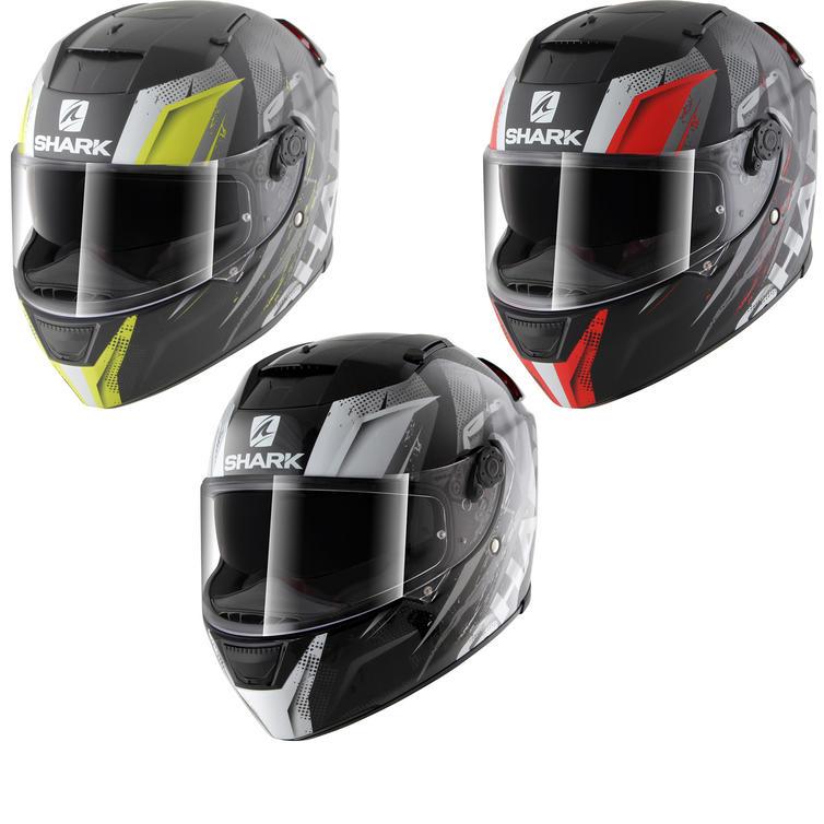 Shark Speed-R Tizzy Motorcycle Helmet