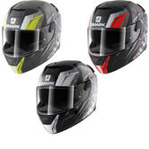 Shark Speed-R Tizzy Motorcycle Helmet
