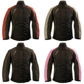 View Item Duchinni Tess Ladies Motorcycle Jacket