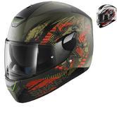 Shark Skwal Switch Riders Motorcycle Helmet