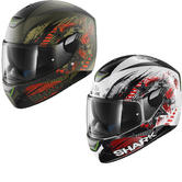 Shark Skwal Switch Riders Motorcycle Helmet
