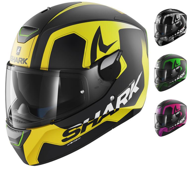 Shark Skwal Trion Motorcycle Helmet