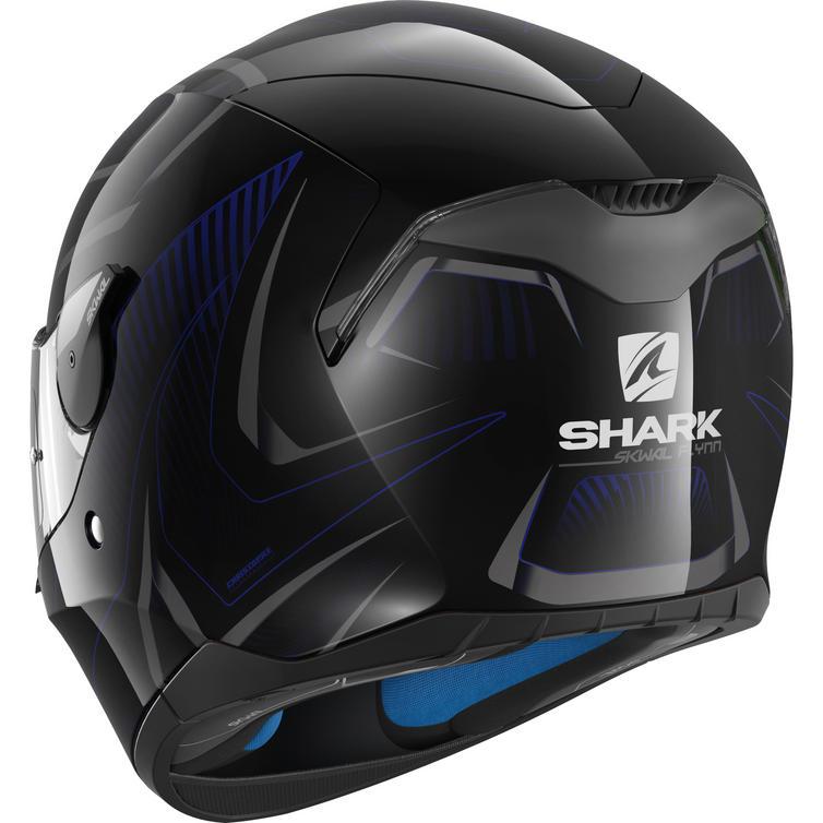 shark skwal flynn motorcycle helmet skwal helmets. Black Bedroom Furniture Sets. Home Design Ideas