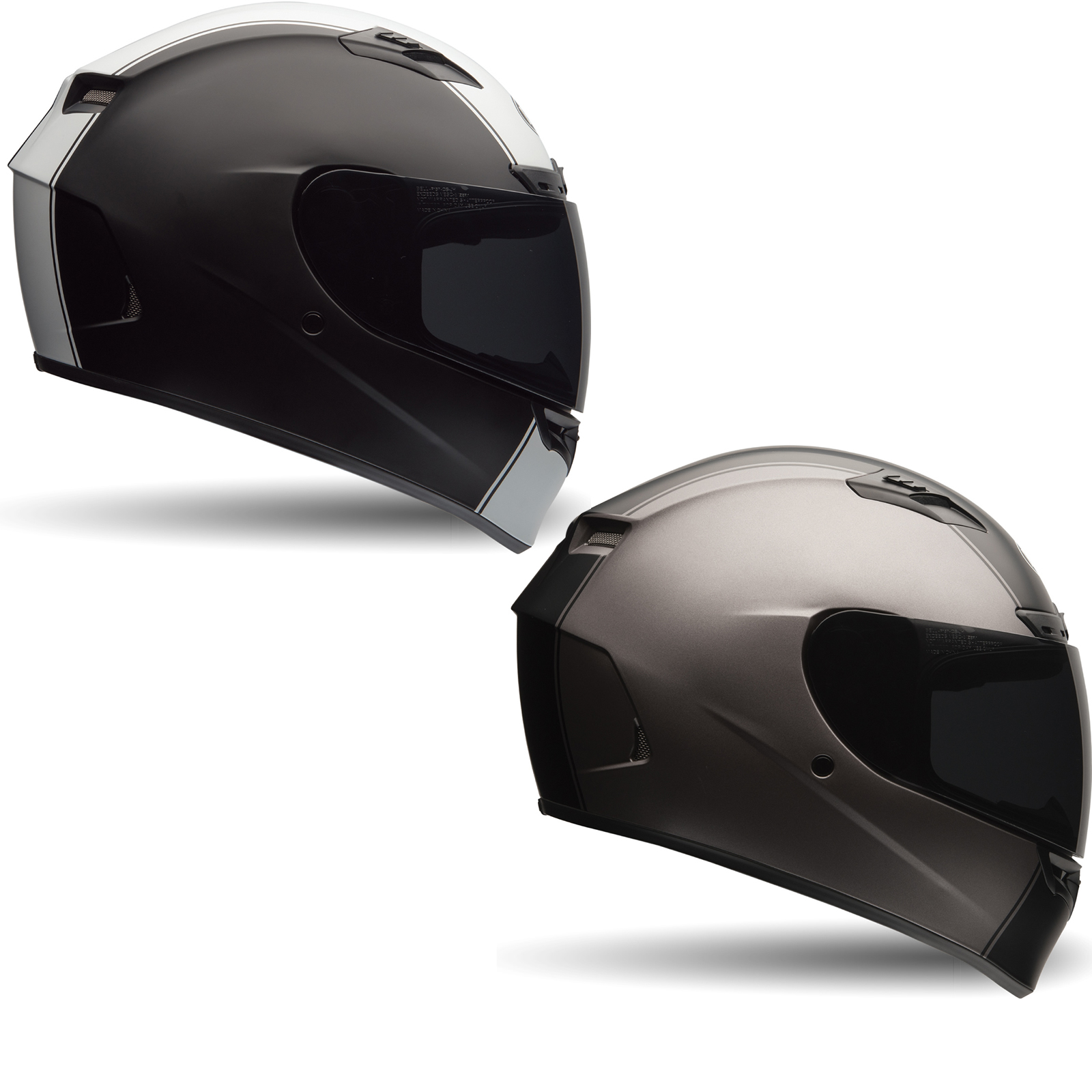 bell qualifier dlx motorcycle helmet qualifier helmets. Black Bedroom Furniture Sets. Home Design Ideas