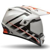 Bell MX-9 Raid Adventure MX Helmet