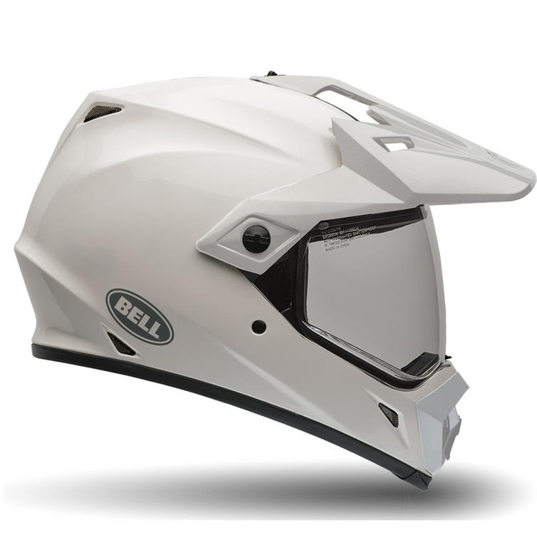 Bell MX-9 Plain Adventure MX Helmet