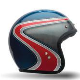 Bell Custom 500 Airtrix Heritage Motorcycle Helmet