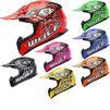 Wulf Cub Flite-Xtra Motocross Helmet