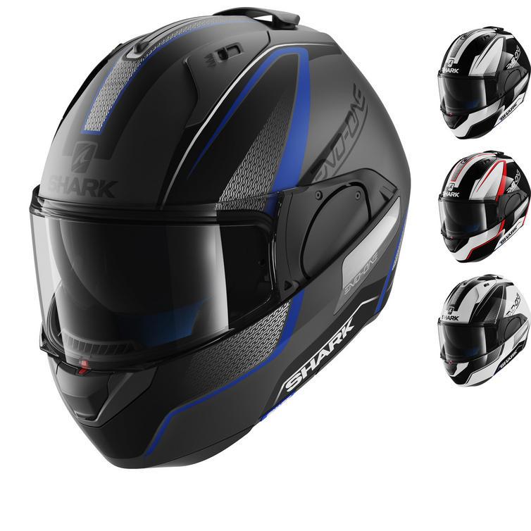 Shark Evo-One Astor Flip Front Motorcycle Helmet