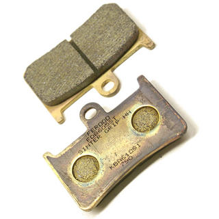 View Item Ferodo Sintergrip FDB605ST Sintered Brake Pads