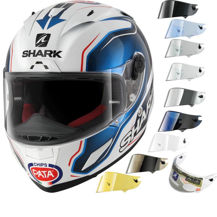 Shark Race-R Pro Guintoli Replica Motorcycle Helmet & Visor