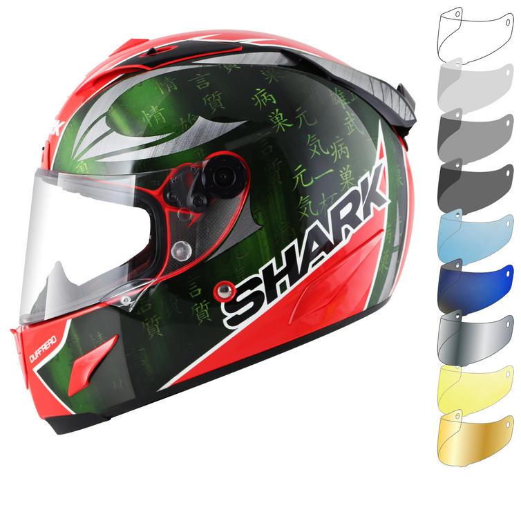 Shark Race-R Pro Sykes Replica Motorcycle Helmet & Visor