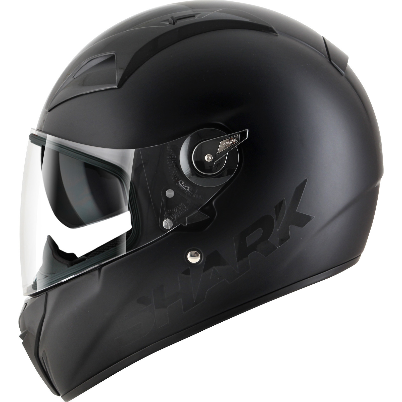 Shark Vision R Series 2 Dual Black D Tone Motorcycle Full Face
