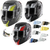 Shark Speed-R Tizzy Motorcycle Helmet & Visor