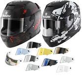 Shark Speed-R Charger Motorcycle Helmet & Visor