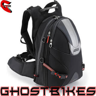 View Item Givi XStream Range Rucksack Helmet Holder (T487)